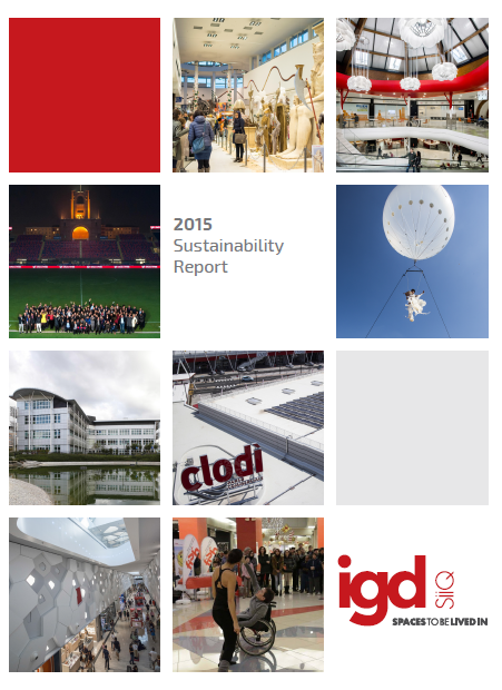 The IGD Board of Directors approved the Sustainability Report