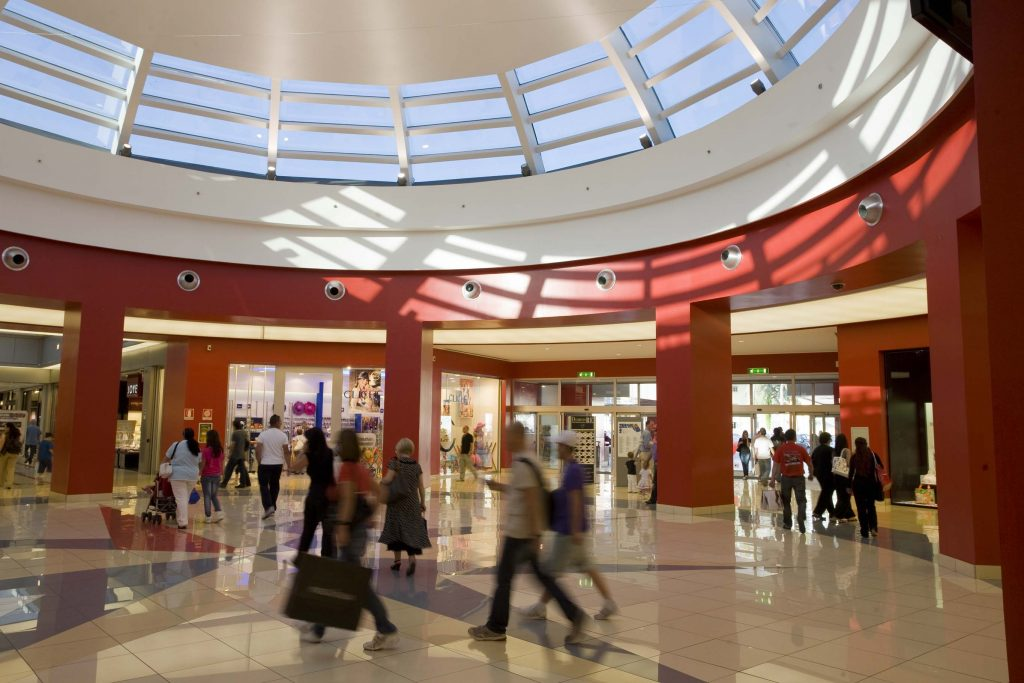 Environmental certification in Italian shopping centers