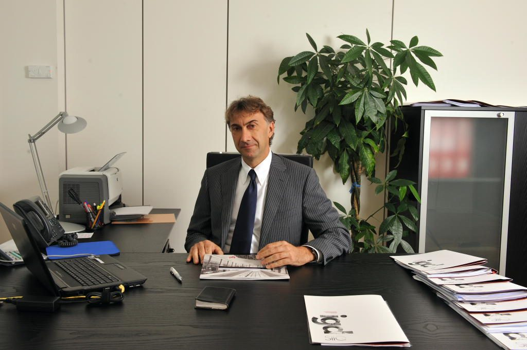Claudio Albertini is the new Chief Executive Officer