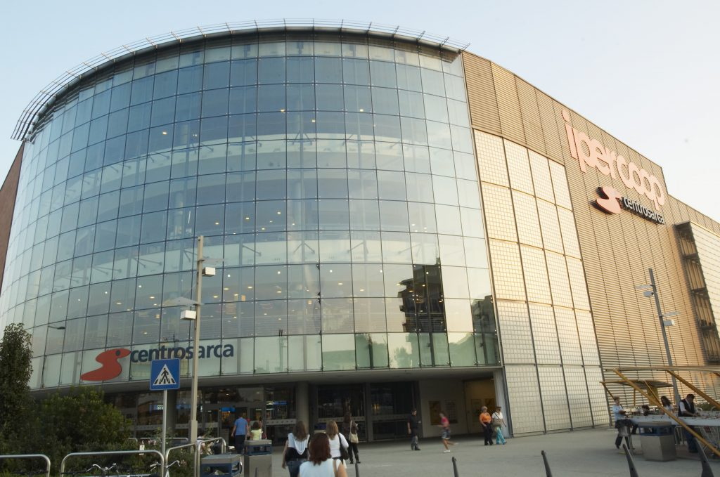 IGD acquires the mall of the CentroSarca Shopping Center in Milan