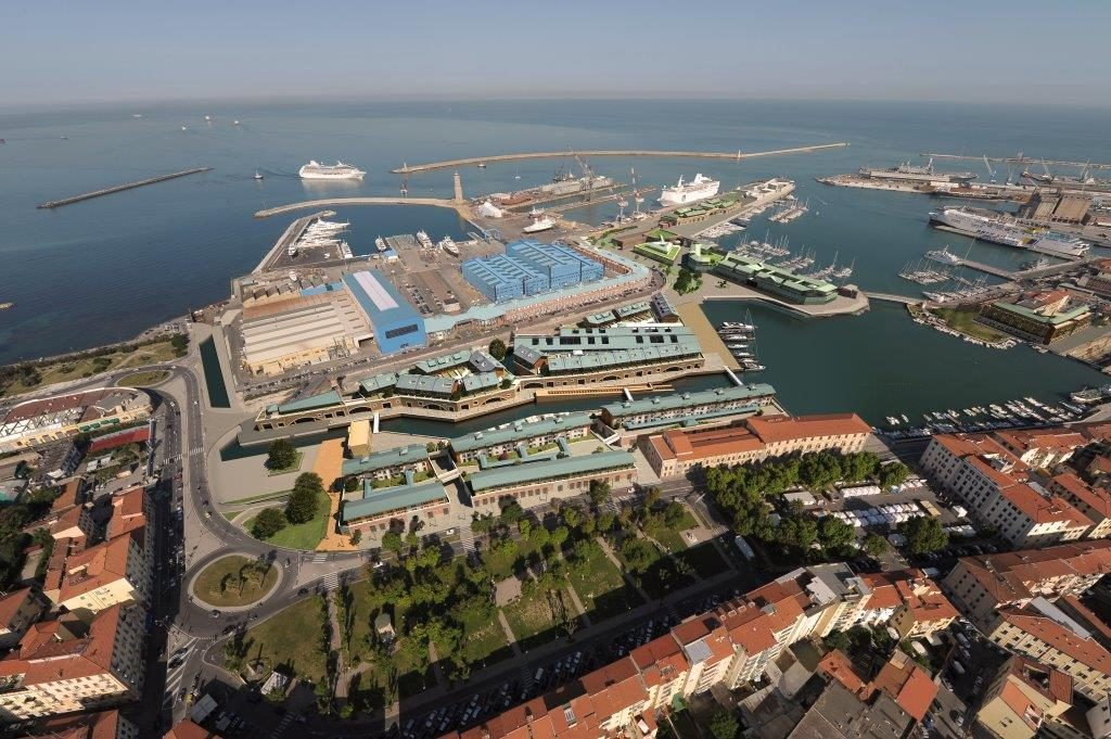 Agreement signed to create a premiere mixed-use center in Livorno