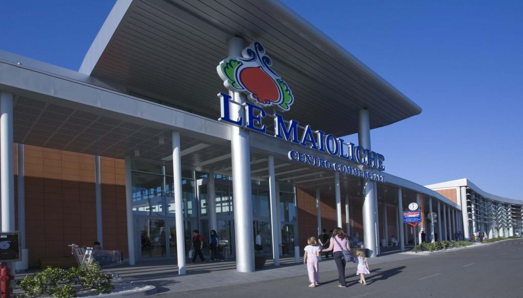 IGD purchases the Le Maioliche Shopping Center in Faenza