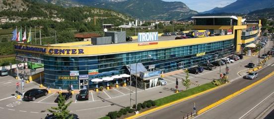 IGD acquisisce la galleria del centro commerciale Millennium a Rovereto (Trento)