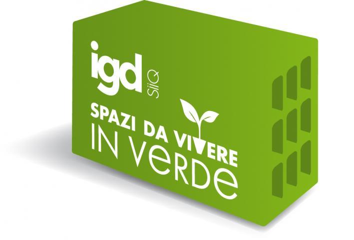 logo igd green ita