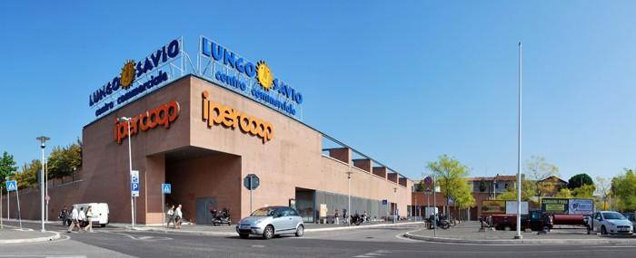 IGD purchases the Lungo Savio shopping mall in Cesena