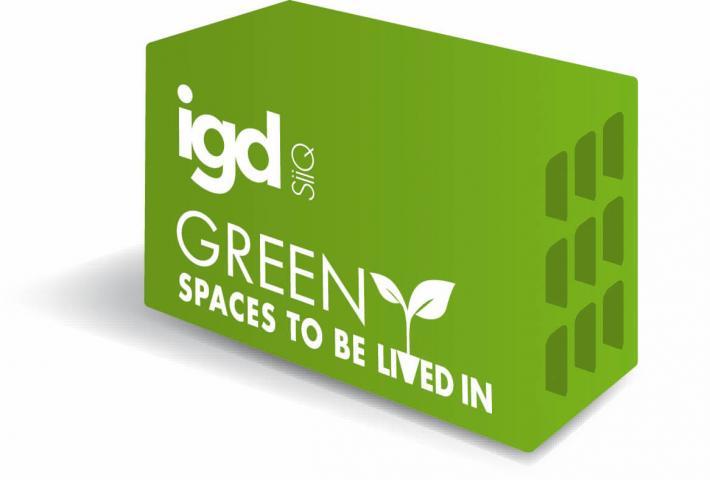 IGD logo green eng