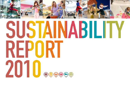 The first IGD's Sustainability report was drawn up