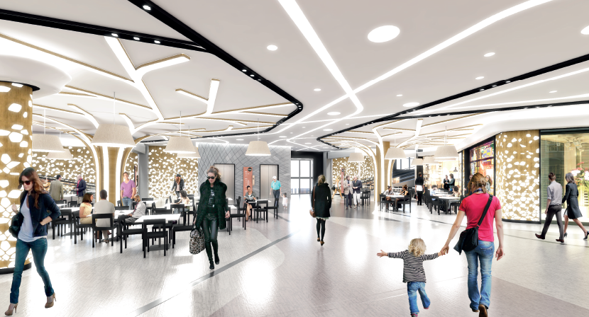 render casilino food court